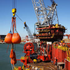 Material Handling Equipment for the Offshore Market