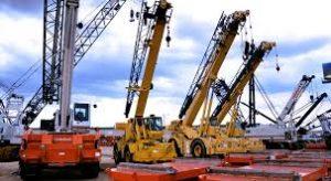 Mobile Crane Market