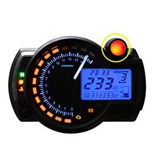 Motorcycle Speedometer Market