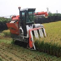 Rice Combine Harvester Market