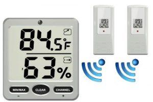 Temperature monitors Market