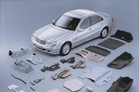 Automotive Glass Fiber Composites