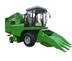 Corn Combine Harvester Market