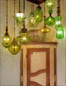 Corner Lamp Glass Market