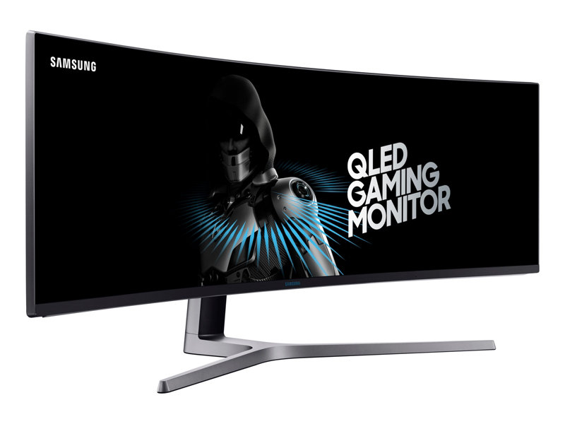 Samsung's Ultra-Wide Gaming Monitor Ready to Please Gamers