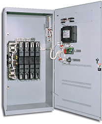 Soft Load Transfer Switch
