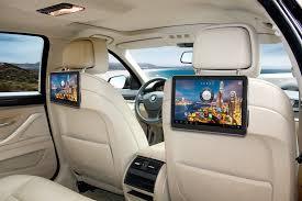 Automotive Active Seat Head Rests