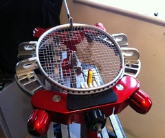 Badminton Stringing Machines