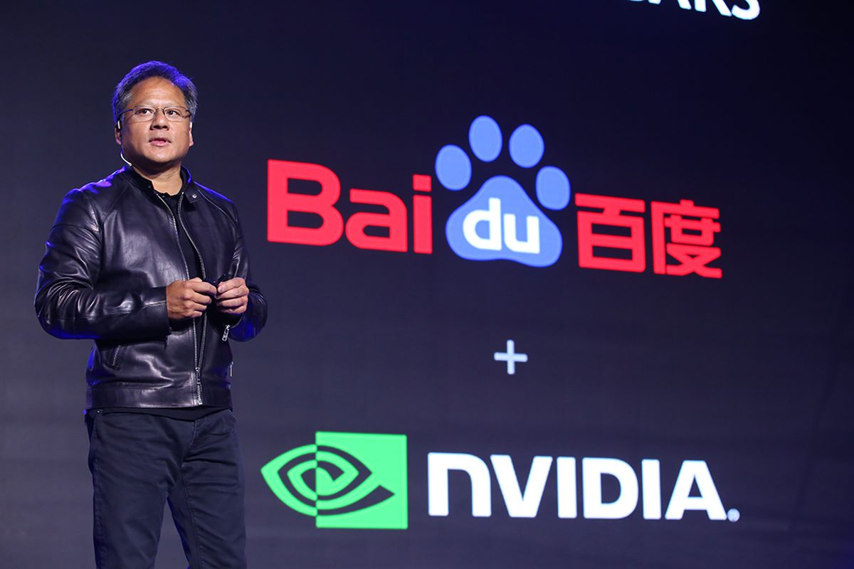 Baidu Partners With Nvidia to Improve Self-Driving Tech