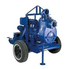 Centrifugal Engine-Driven Pumps