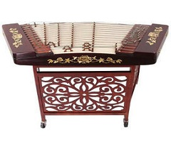 Chinese Hammered Dulcimer