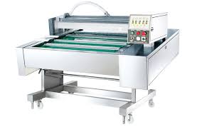 Continuous Vacuum Packaging Machines