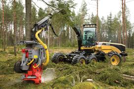 Forestry Machinery Market