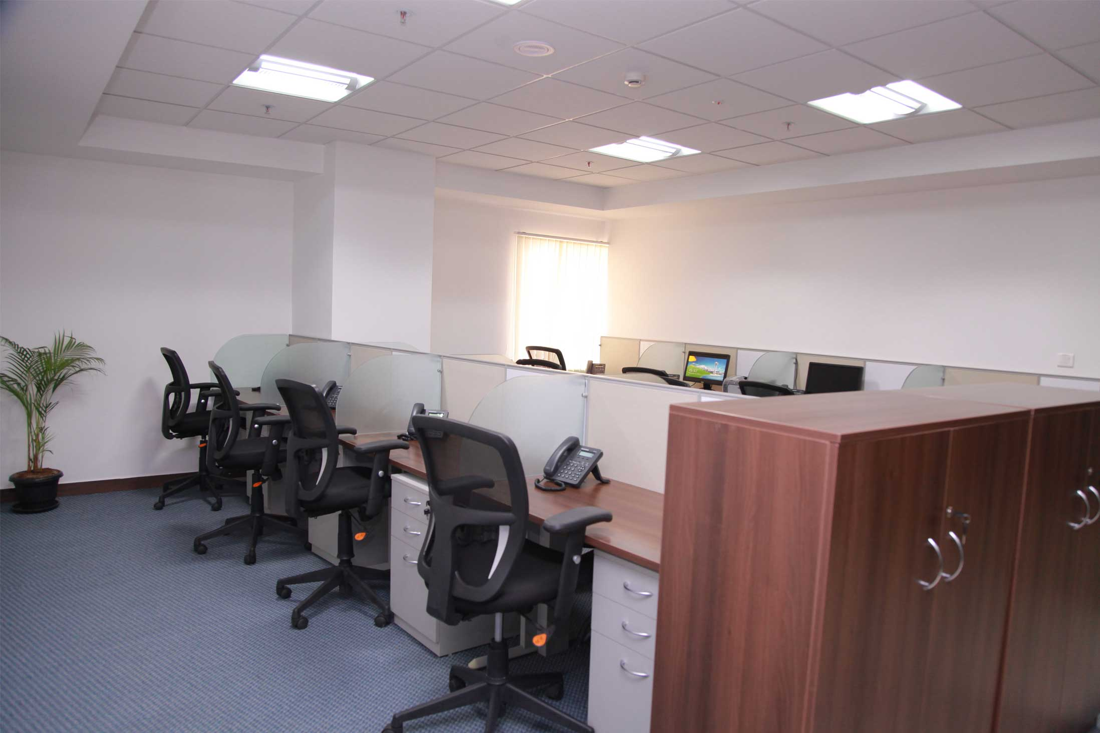 Hyderabad, Bengaluru Still Most Energetic In Office Space