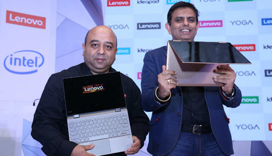 Lenovo Launches Lenovo Ideapad 720s in India