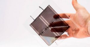 Perovskite Solar Cells Module