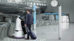 Robots to Help You at Airports in South Korea