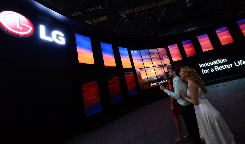 Apple to Invest $2.7 Billion on LG OLED Displays