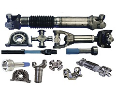 Axle & Propeller Shaft