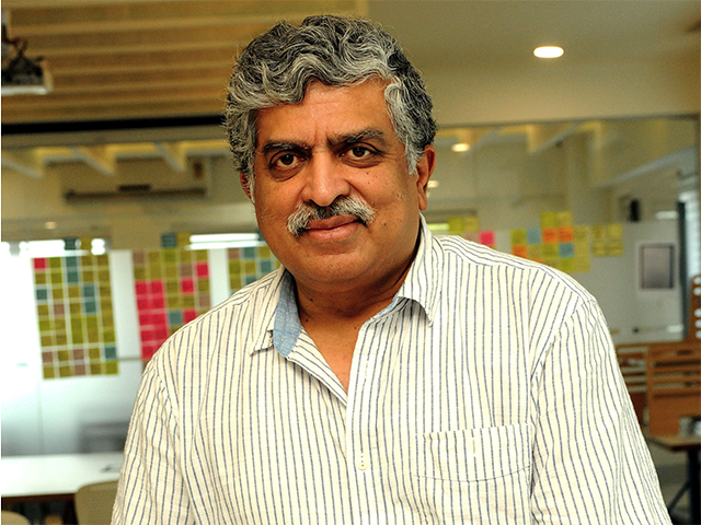 Big Clamor for Return of Nandan Nilekani to Infosys