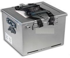 Commercial Aircraft Battery