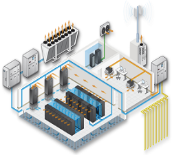 Data Center Cooling Systems Market