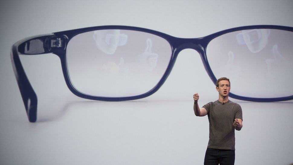 Facebook is Busy on AR Glasses