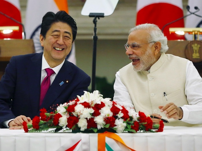 Japan and India Reaffirm Promise to Protect Cyberspace