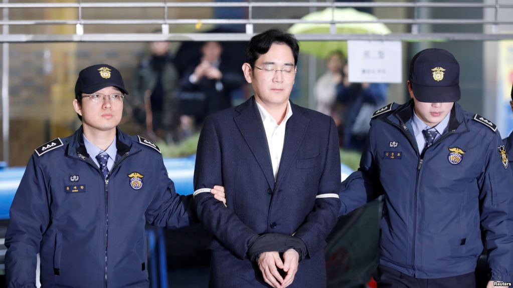 Jay Y. Lee Given 5 Year Jail Sentence for Bribery