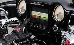 Motorcycle Infotainment System