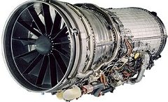 Military Aerospace Engine