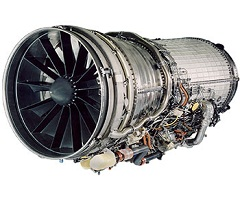 Military Aerospace Engine