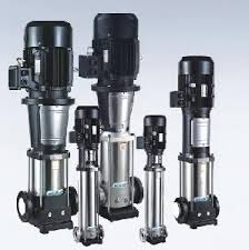 Vertical Multistage Centrifugal Pump Market