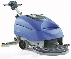 Walk-Behind Scrubber-Dryers Market