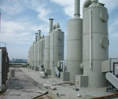Waste Gas Treatment Equipment Market