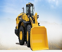 Wheel Loaders Market