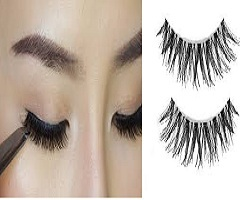 False Lashes (False Eyelashes)