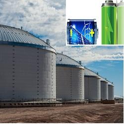 High Temperature Energy Storage