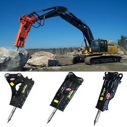 Hydraulic Hammer Sales