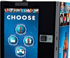Smart Vending Machines