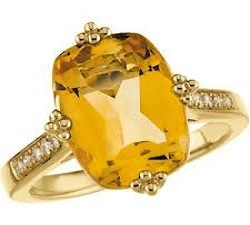 Citrine Ring Market