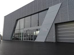 Commerical Cladding Systems