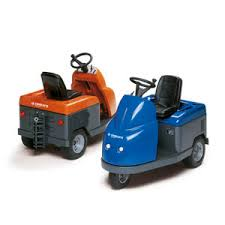 Electric Cargo Tractors Market