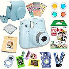 Instant Cameras and Accessories Market